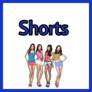 *Shorts!*